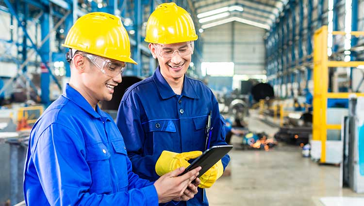 Provide high qualtiy productivity with certified engineers
